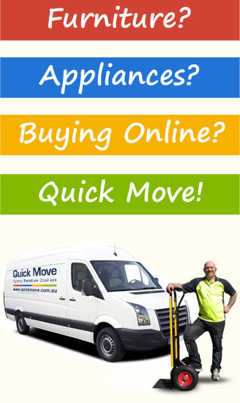 sydney furniture delivery quote