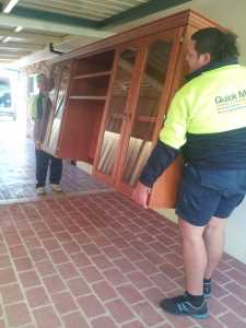 Furniture Removals Team Moving Furniture