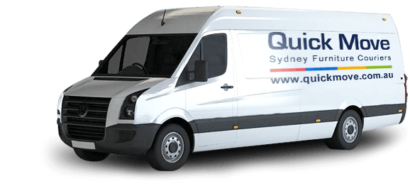quickmove sydney furniture removals van